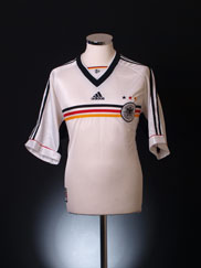 1998-00 Germany Home Shirt XL