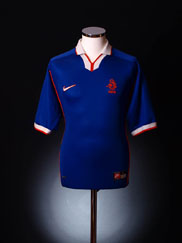 1998-00 Holland Away Shirt XL.Boys