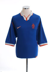 1998-00 Holland Away Shirt XL