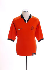 1998-00 Holland Home Shirt M