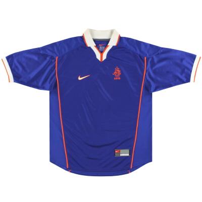 1998-00 Holland Nike Away Shirt M
