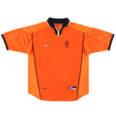1998-00 Holland Nike Home Shirt XL