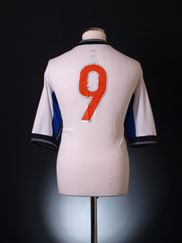 1998-00 Holland Training Shirt #9 L