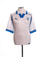 1998-00 Israel Away Shirt L