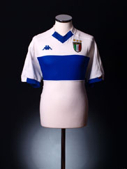 1998-00 Italy Away Shirt XL