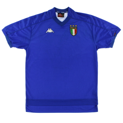 1998-00 Italy Kappa Home Shirt XL