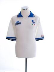 1998-00 Italy Kappa Polo Shirt XXL