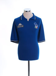 1998-00 Italy Kappa Polo Shirt M