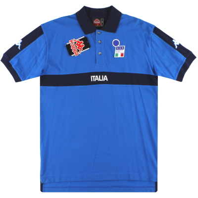1998-00 Italy Kappa Polo Shirt *w/tags* L
