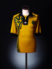 1998-00 Jamaica Home Shirt XL
