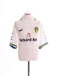 1998-00 Leeds Home Shirt L