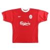 1998-00 Liverpool Reebok Home Shirt Owen #10 S