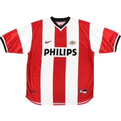 1998-00 PSV Eindhoven Nike Home Shirt XXL