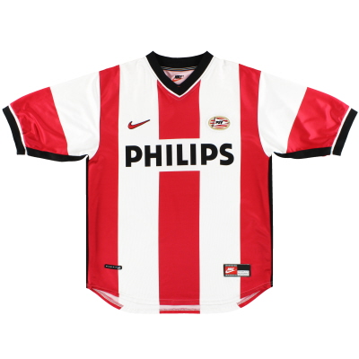 1998-00 PSV Nike Home Shirt L