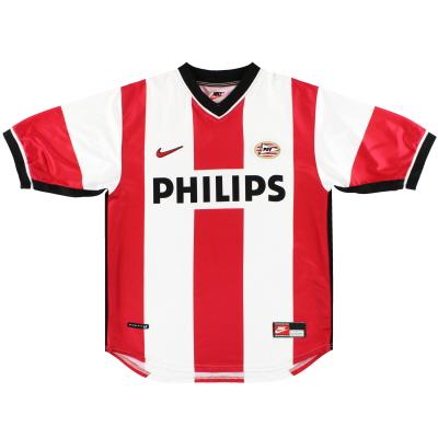 1998-00 PSV Eindhoven Nike Home Shirt M