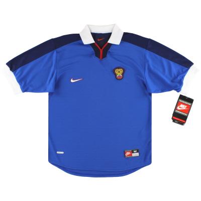 1998-00 Russia Nike Away Shirt *w/tags* M