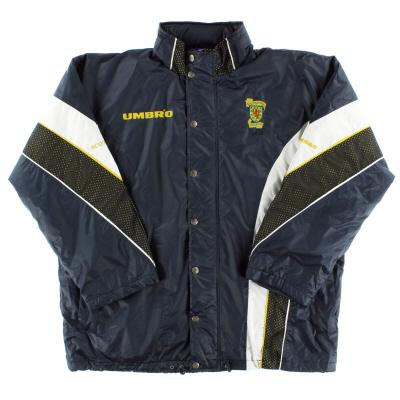 1998-00 Scotland Umbro Rain Jacket *As New* XL