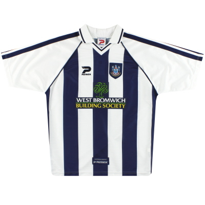 1998-00 West Brom Patrick Home Shirt M