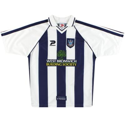 1998-00 West Brom Patrick Home Shirt XL