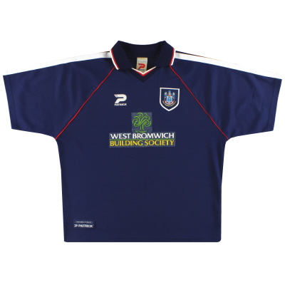 1998-00 West Brom Third Shirt XL
