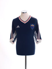 1998-00 Yugoslavia Home Shirt XL