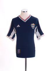 1998-00 Yugoslavia Home Shirt S