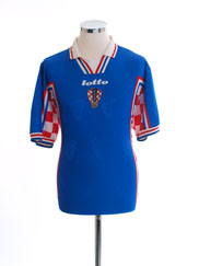 1998-01 Croatia Away Shirt XL