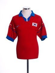 1998-01 South Korea Home Shirt M