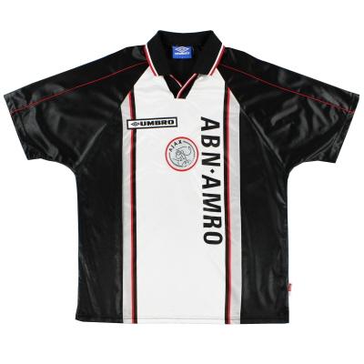 1998-99 Ajax Away Shirt XL