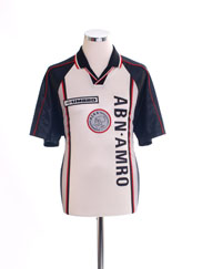 1998-99 Ajax Away Shirt