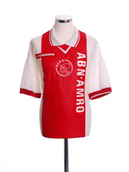 1998-99 Ajax Home Shirt XL