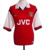 1998-99 Arsenal Home Shirt Overmars #11 S