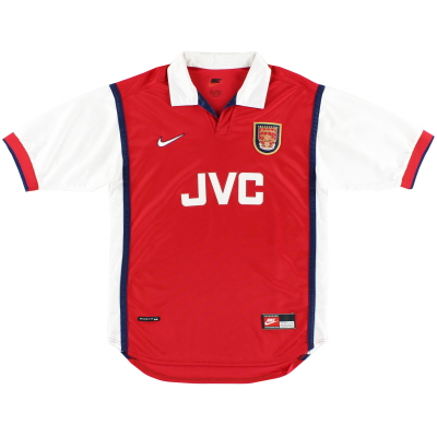 1998-99 Arsenal Home Shirt XXL