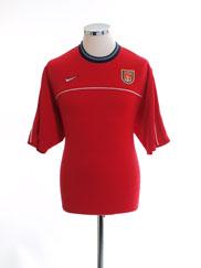 1998-99 Arsenal Training Shirt M