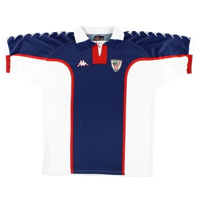 1998-99 Atletico Bilbao Away Shirt XL