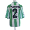 1998-99 Atletico Nacional Home Shirt #2 XL