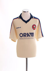 1998-99 Barnsley Away Shirt L