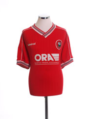 1998-99 Barnsley Home Shirt L