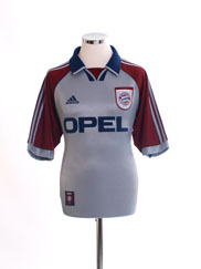 1998-99 Bayern Munich Champions League Shirt M