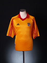 1998-99 Benfica Away Shirt L