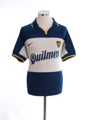 1998-99 Boca Juniors Away Shirt M