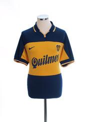 1998-99 Boca Juniors Home Shirt M