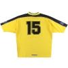 1998-99 Bolton Match Issue Away Shirt #15 XL