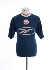 1998-99 Bolton Reebok Training Shirt S