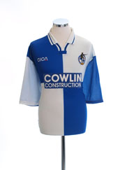 1998-99 Bristol Rovers Home Shirt XXL