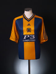 1998-99 Burnley Away Shirt L