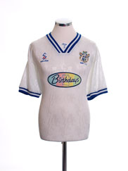 1998-99 Bury Home Shirt L
