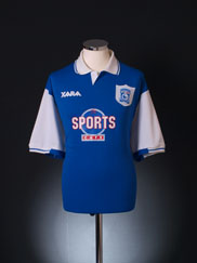 1998-99 Cardiff Home Shirt XL