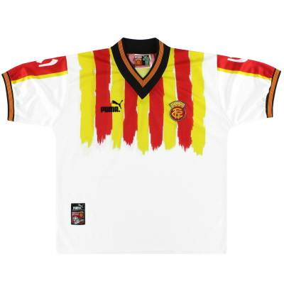1998-99 Catalunya Puma Home Shirt S
