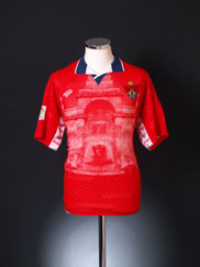 1998-99 CD Ourense Home Shirt *BNWT* S